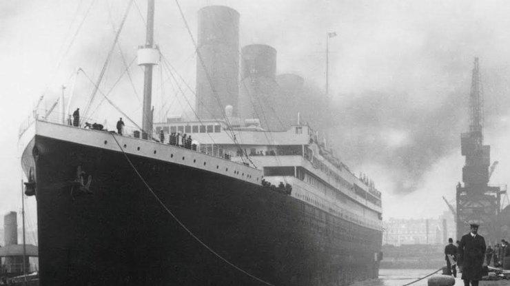Титаник: опубликовано письмо погибшего пассажира