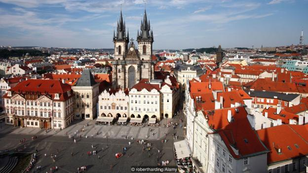 Why Czechs don't speak German