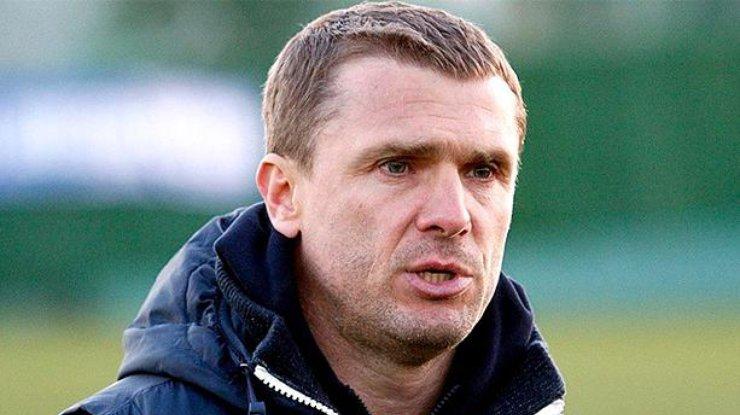 Реброва уволили с поста тренера Аль-Ахли