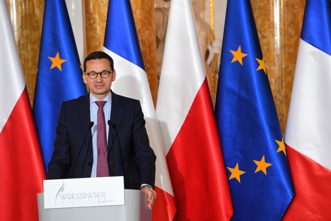 Poland and France could change European industry: PM