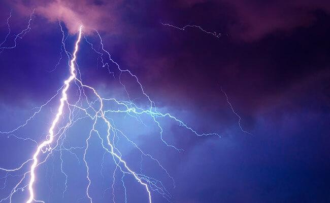Киянпопереджають про зливи та можливі підтоплення