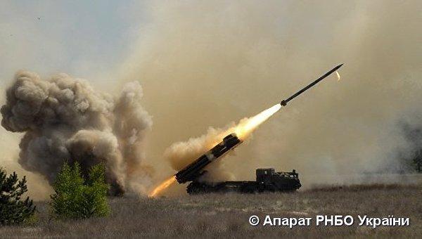 Ракетным комплексом Ольха заинтересовались 7 стран - Турчинов