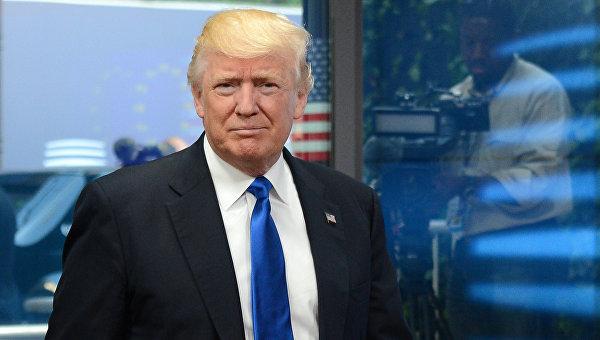 Трамп выступит с обращением к войскам и народу США - Белый дом