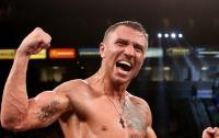 Украинец стал лидером  рейтинга лучших боксеров мира