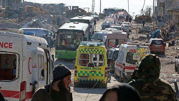 Жертвами удара коалиции США по сирийско-иракской границе стали 12 человек