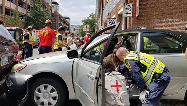 Столкновения в Виргинии. Власти сообщили о первой жертве