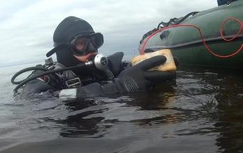 Водолази Нацгвардії України пройшли американський курс підготовки, що базується на системі тренування морських котиків