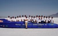 Пятидесятилетний автомобиль установил рекорд скорости в 722 км/ч (видео)