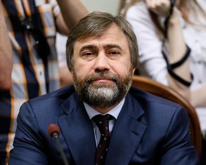Новинский отрицает заявление НАПК о незадекларированных акции