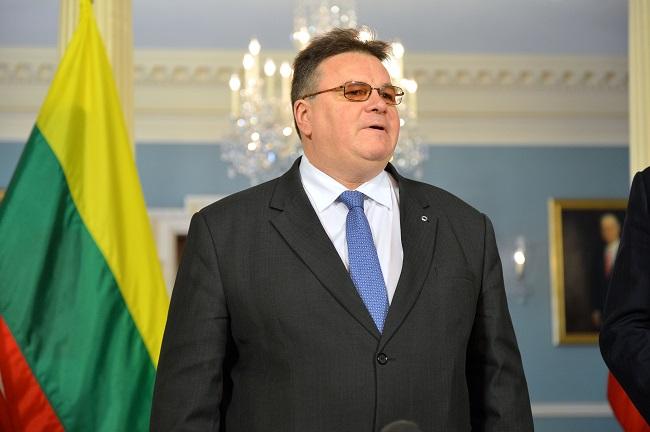 Глава МИД Литвы: Наши отношения с Польшей улучшились
