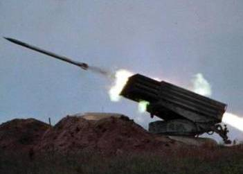 Обстановка в районе АТО в четверг вновь обострилась, у Крымского был ранен боец ВСУ