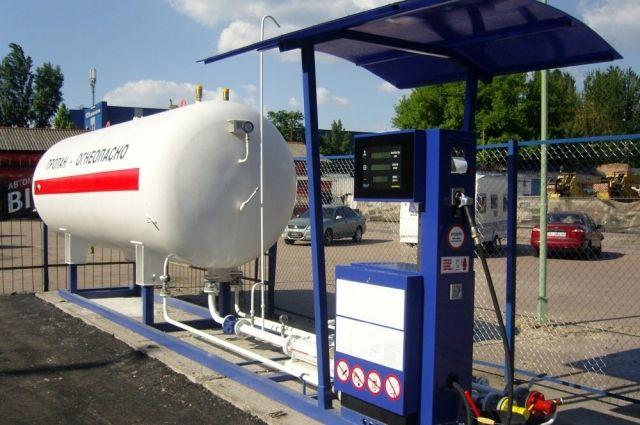 В Украине дорожает автомобильный газ на заправочных станциях