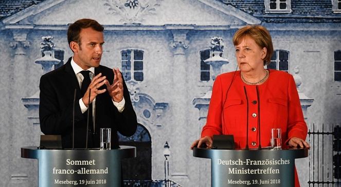 Берлин и Париж хотят вместе реформировать Европейский союз
