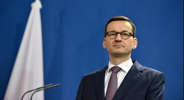 Премьер Польши высказался за укрепление безопасности в Европе