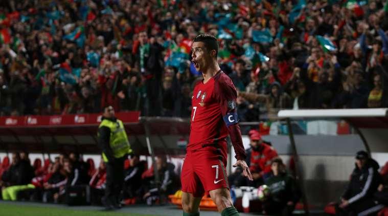 Футбол: МЮ дает за Роналду 175 млн фунтов