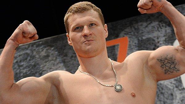 Поветкин проведет бой с украинским боксером за два титула