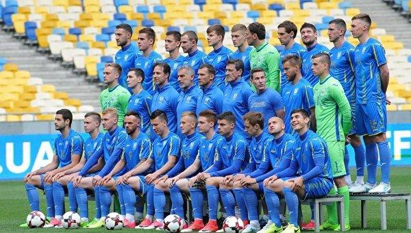 Сборная Украины сыграет товарищеский матч против Саудовской Аравии