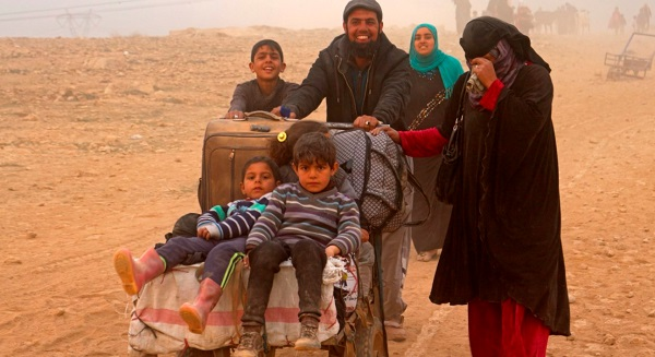 Польша увеличит объемы гуманитарной помощи для Сирии