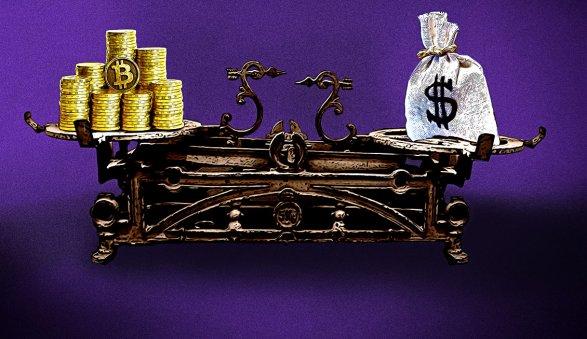 Доллар может погибнуть под натиском нового золота? актуальный комментарий