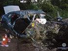 ДТП на Тернопольщине: 2 человека погибли, 3 госпитализированы в тяжелом состоянии. ФОТО
