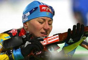 Масовий старт у жіночому біатлоні не приніс Україні медалей на Олімпіаді-2018