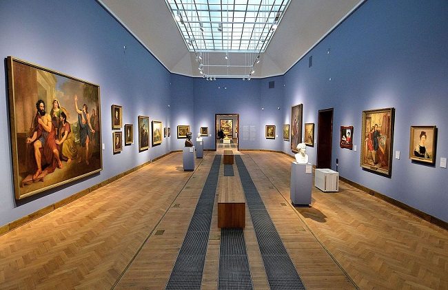 Museums, galleries educating visitors in Free Art Day campaign