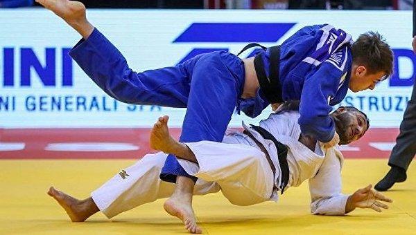 Украинские дзюдоисты завоевали две медали в первый день турнира Grand Slam