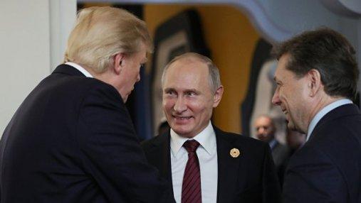 Трамп рассказал, когда планирует встретиться с Путиным
