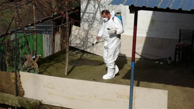 73 человека с подозрением на сибирскую язву госпитализированы в Турции