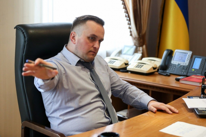 Холодницкий рассказал, когда появятся первые результаты расследований договорных матчей
