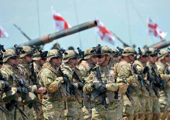 США откроют центр боевой подготовки в пригороде Тбилиси
