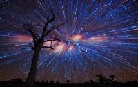 Украинцы смогут увидеть последний в этом году звездопад