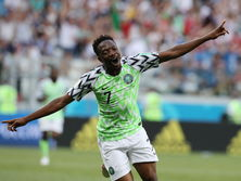 Муса стал героем матча Нигерия Исландия