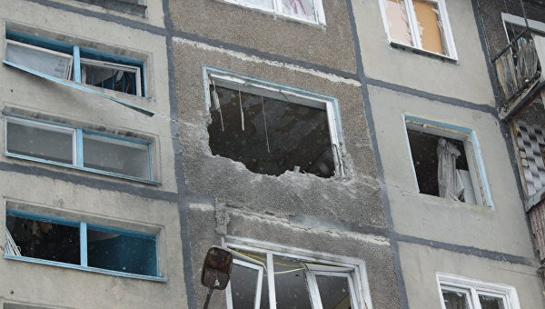 МИД Германии призвал принять меры для стабилизации в Донбассе