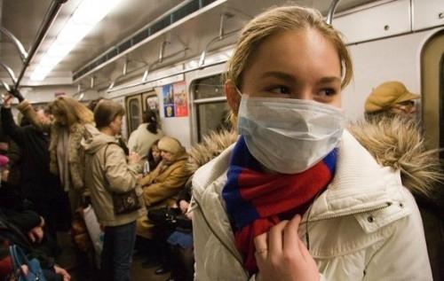 В пяти областях Украины превышен эпидемический порог гриппа до 25 процентов,