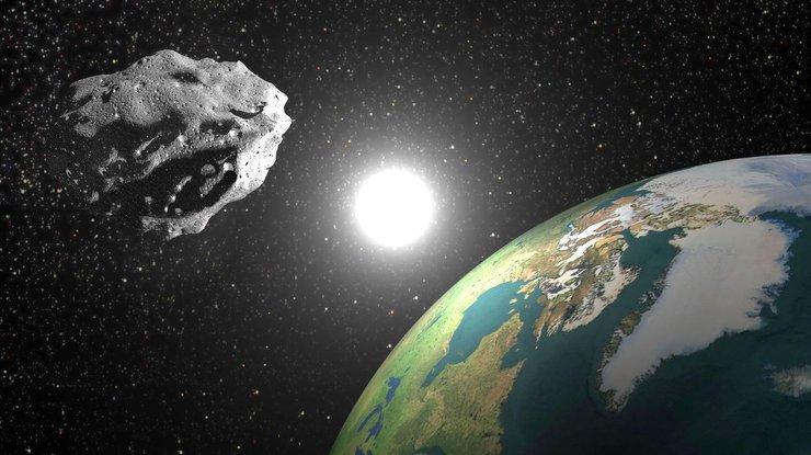 Гигантский астероид вплотную приблизится к Земле