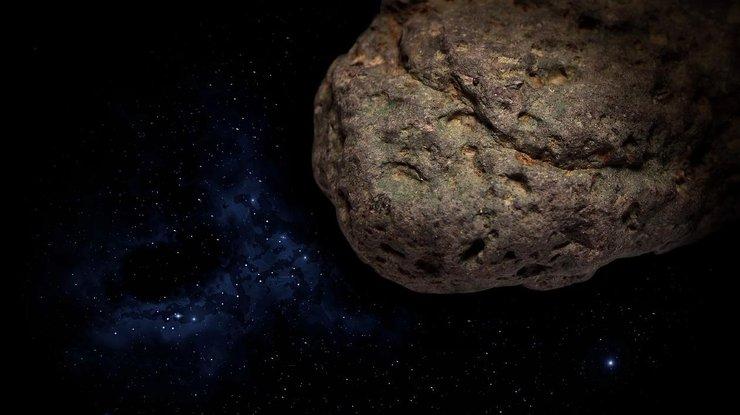 Мимо Земли пронесся гигантский астероид
