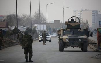 У Кабулі завершилася антитерористична операція