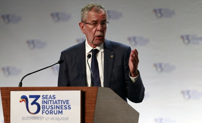 Австрия выступила в защиту «Северного потока-2» на саммите Троеморье