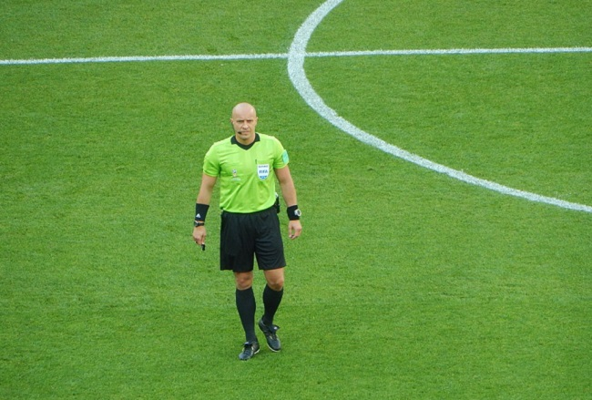 Polish referee for Germany vs. Sweden World Cup match
