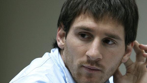 Месси признан самым ценным футболистом Барселоны в сезоне