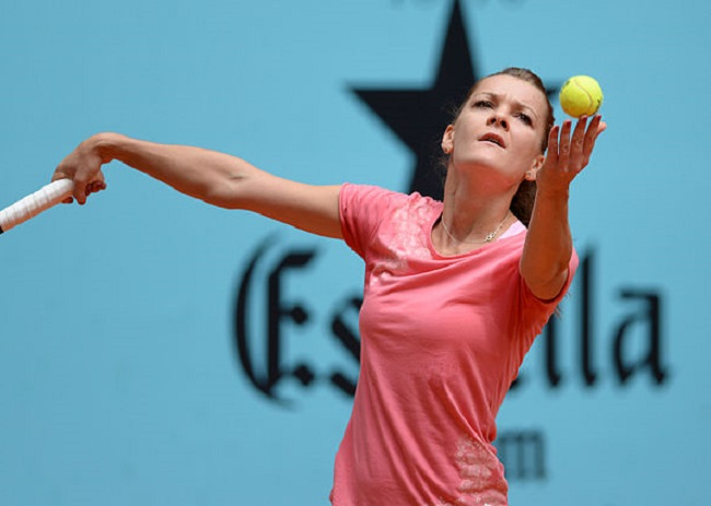 Tennis: Poland's Radwańska into second round at Wuhan Open