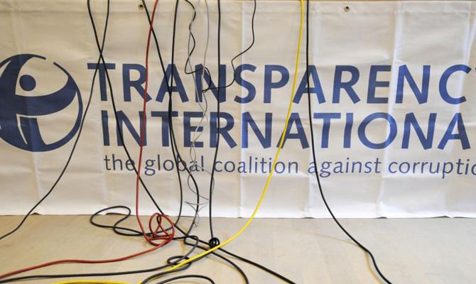 В России заблокировали сайт Transparency International