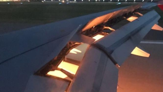 Двигатель самолета со сборной Саудовской Аравии загорелся на пути в Ростов-на-Дону