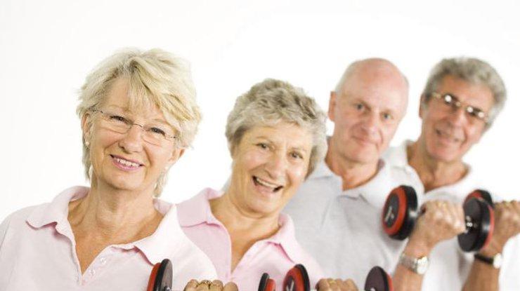 Ученые рассказали о пользе физических нагрузок в зрелом возрасте