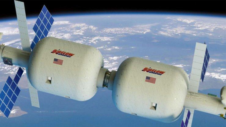 На орбиту Луны запустят жилой модуль (видео)