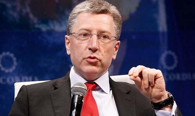 США помогут прекратить войну на Донбассе, – Волкер