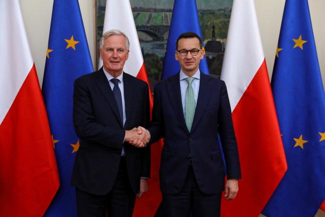Матеуш Моравєцький: Польща відстоює права поляків у Великій Британії
