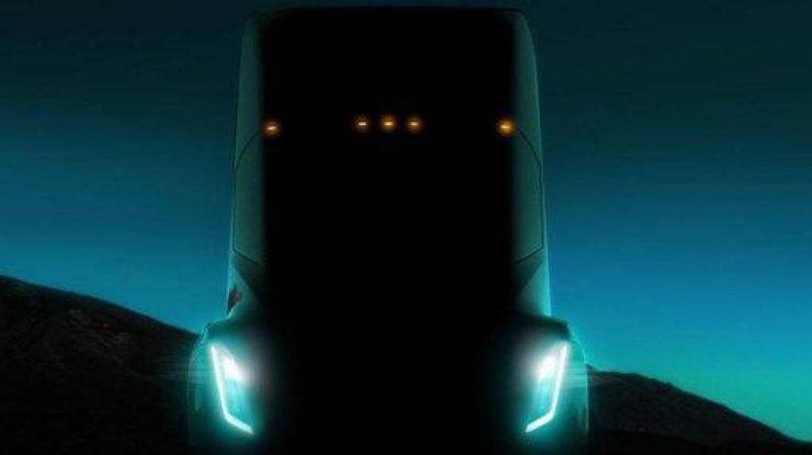 Tesla Semi: Илон Маск анонсировал презентацию первого электрического грузовика