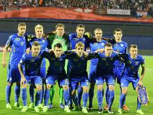 Украина опустилась в рейтинге ФИФА